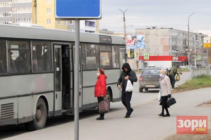 В Добрянке ребёнка без маски не пустили в автобус