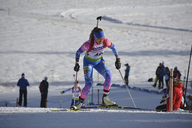 Лучшая спортсменка Мордовии – из Добрянки