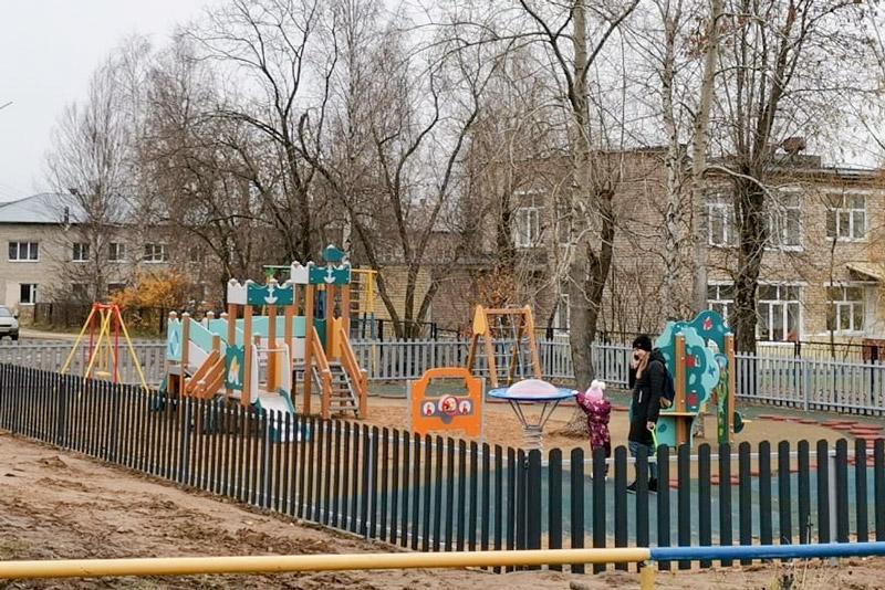 Площадка в Полазне – почти на 2 миллиона