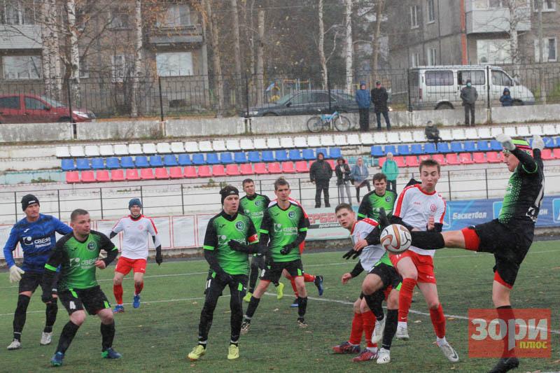 Добрянцы впервые за последние 3 года вышла в полуфинал Кубка
