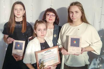 Юные жители Добрянского округа отличились в престижном краевом конкурсе