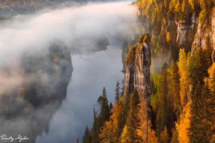 Куда в Пермском крае съездить на выходные с семьёй