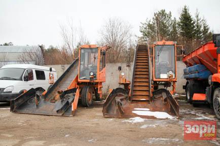 Как в Добрянском округе планируют содержать дороги в зимний период