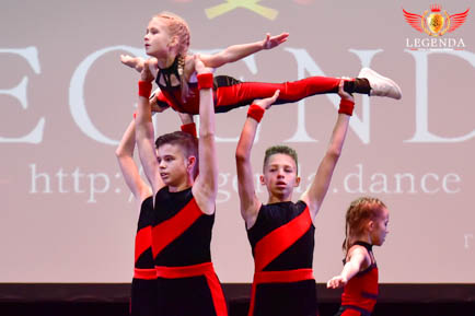 В Полазне активисты создали спортивно-танцевальный клуб