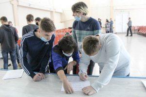День призывника в Добрянском техникуме