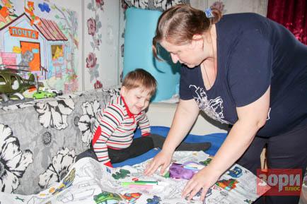 Кто и как помогает маленькому Кириллу